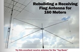 Rotatable 160 Meter Receiving Loop – WB6RSE Wins July QST Cover Plaque Award
