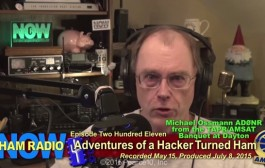 Adventures of a Hacker Turned Ham (Michael Ossmann AD0NR) on HamRadioNow