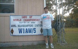 W1AW/5 Will Represent ARRL Headquarters in the 2015 IARU HF World Championship