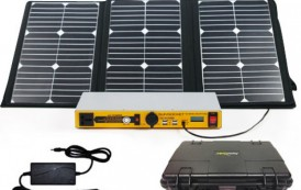 Solar Power Pack Pro 60