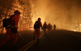 Amateur Repeaters Fall Victim to Washington Wildfire