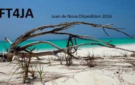 FT4JA – Juan de Nova DXpedition 2016