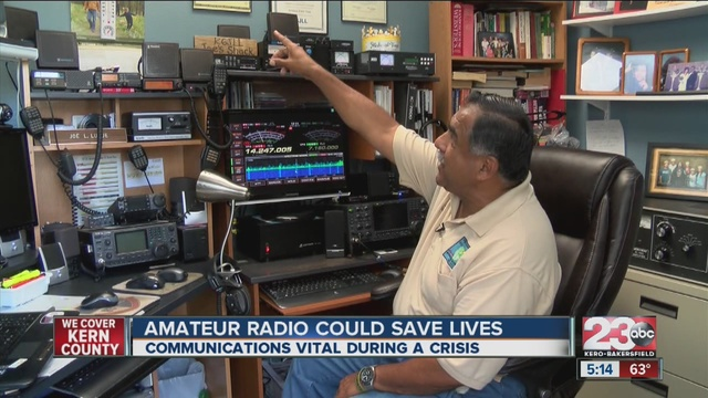 Sen. Wicker thanks ham radio operators for their lifesaving role during Katrina