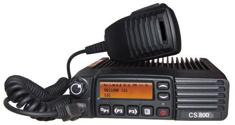 REVIEW: Connect Systems CS800 DMR mobile radio by VE3XPR