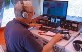 Making Contact In The 'Olympics' Of Ham Radio