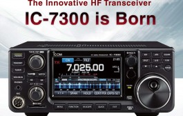 New ICOM IC 7300 (  ENGLISH VERSION )