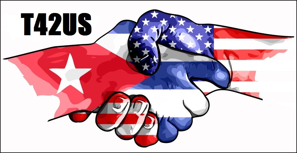 T42US Joint Cuba-US DX Operation Planned ; Will Include CQ World Wide SSB Contest