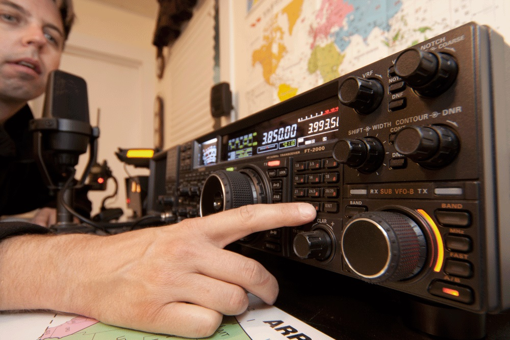 Rockwell Collins announces plans to offer nationwide disaster communications system via HF radio