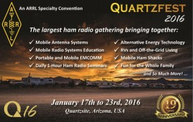 The QuartzFest ARRL Specialty Convention