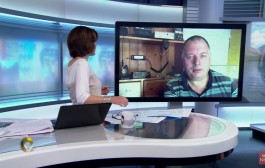'How I called International Space Station from my shed' – BBC News
