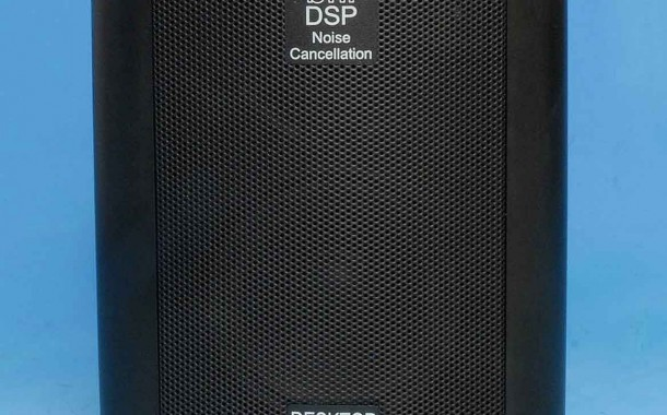 DSP Noise Cancelling Speakers