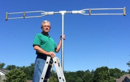 Lifelong love of technology has local man doing unique projects