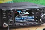 Icom IC-7300 New! – Toyko HamFair 2015