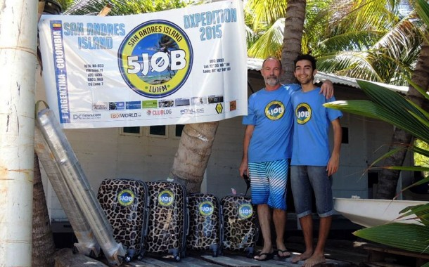 5JØB – San Andres Island DXpedition