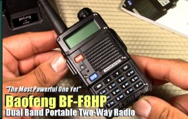 Baofeng BF-F8HP Radio Review