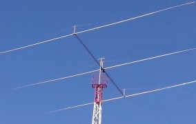 EVER WONDER IF A FULL-SIZE 40M YAGI MAKES A DIFFERENCE? by AA7XT