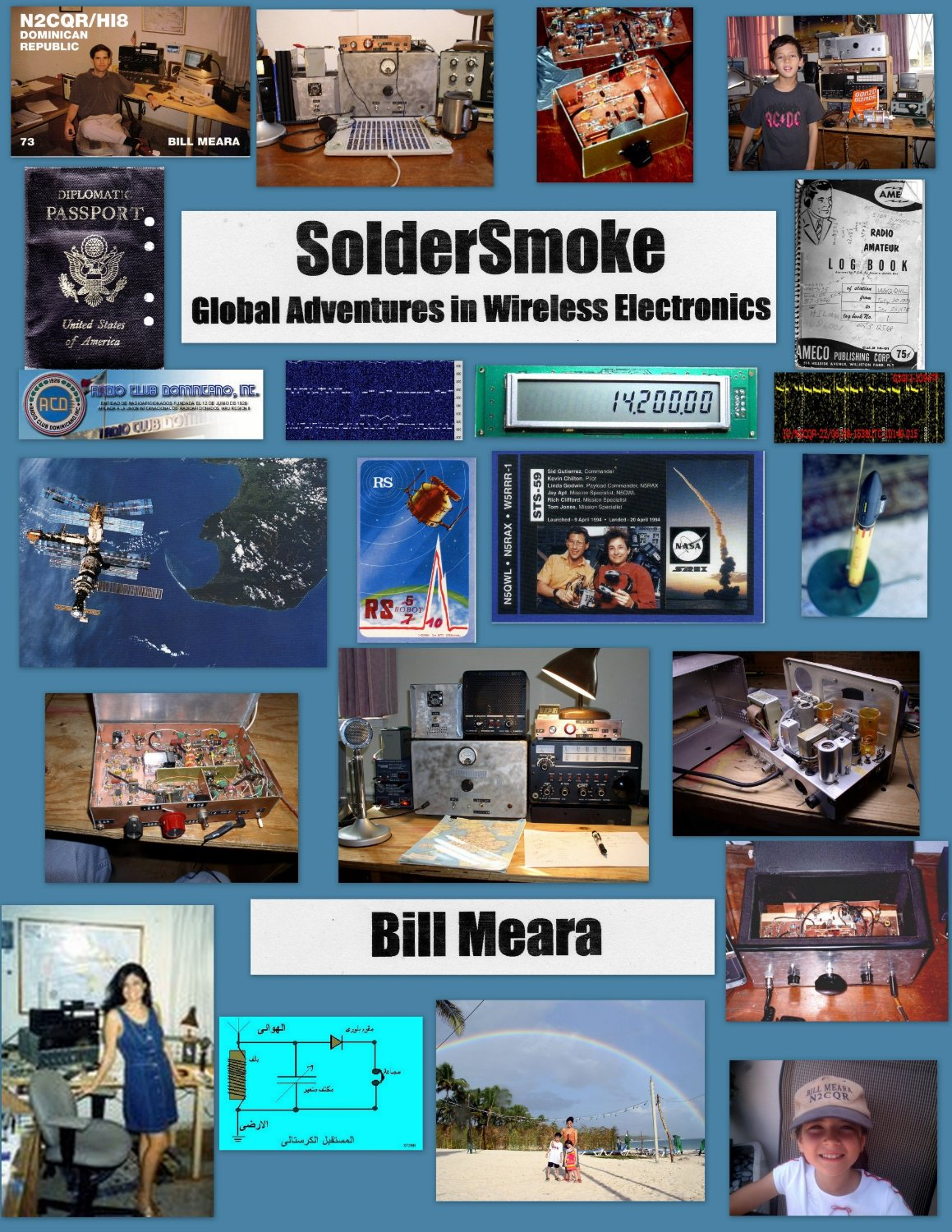 SolderSmoke — Global Adventures in Wireless Electronics – Free
