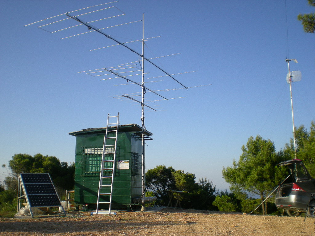 New Record on 8 metres  – 40MHz