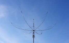 "New Hexbeam 7 Band ""40m"", 20, 17, 15, 12, 10 and 6 meters"
