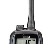 Icom Launches New IC-M25 VHF Marine Radio at the Southampton Boat Show 2015