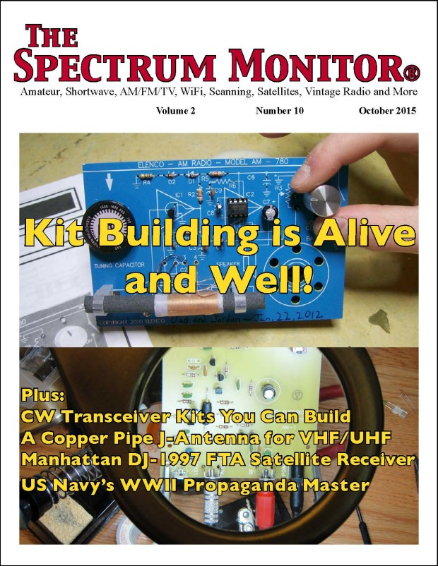 The Spectrum Monitor — October, 2015