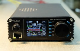 X-108 HamRadio QRP Transceiver 20 watts [ Video ]