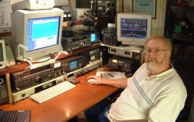 Ned Stearns, AA7A, Now Maintaining World Above 50 MHz Standings