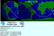Online Amateur Radio Satellite Predictor