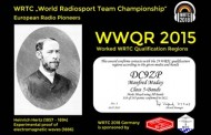 Worked WRTC Qualification Regions (WWQR) Award