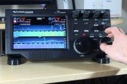 The first UK demonstration of the FlexRadio Maestro