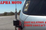 6-40 Meter Alpha MOTO the mobile HF antenna