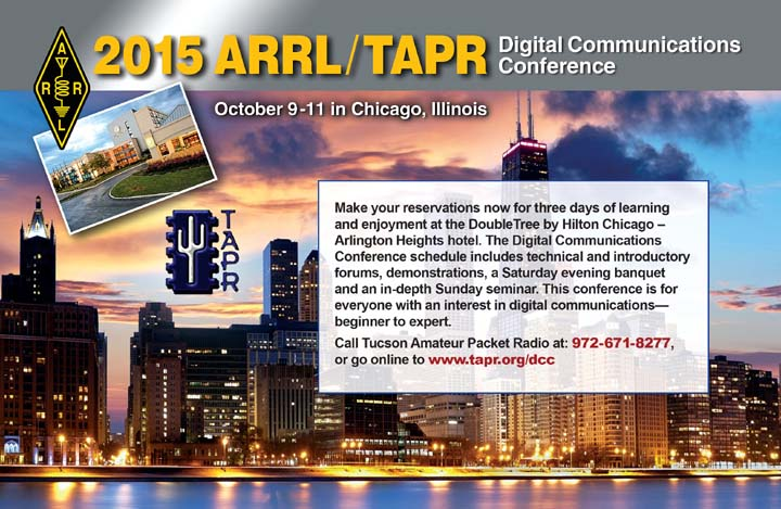 TAPR DCC 2015 Preview on HamRadioNow