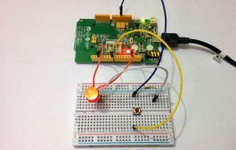 Morse Code Encoder/Decoder using LinkIt One