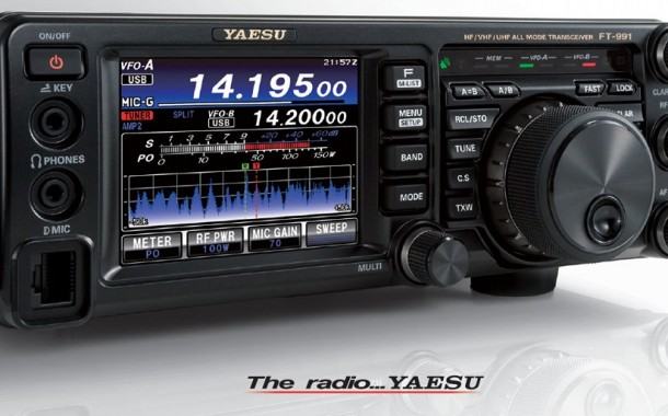 Yaesu FT-991 Overview with Steve Venner at ML&S