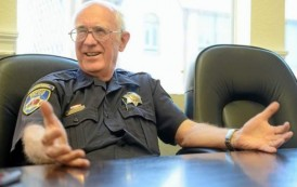 KC6MTO – Benicia Police honor Volunteer of the Decade
