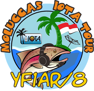 YF1AR/8 Barat Daya Islands OC-272