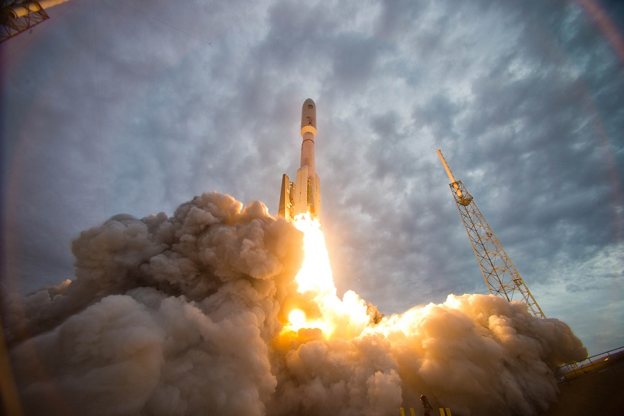 US Spy Satellite Launches Into Space Along with 13 Tiny Cubesats