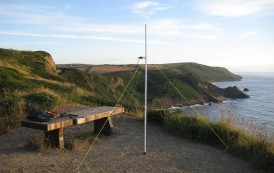 Multi-Function Portable Antenna System for 2m