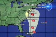 Hurricane Watch Net Activating for Hurricane Joaquin