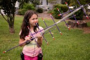 9 Years Old Ham Radio Operator Hope KM4IPF – Florida [ VIDEO ]