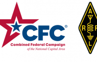 Support ARRL through the Combined Federal Campaign