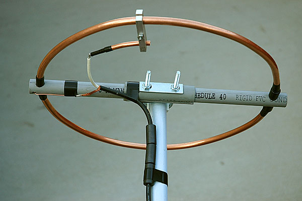 2 Meter Halo Antenna by Mike Fedler N6TWW