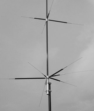 Maldol HVU-8 Vertical Base Station Antennas HVU-8