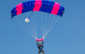 Parachute Mobile Group to Hold Jump in Conjunction with Pacificon
