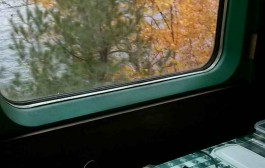 Ham Radio From a Moving Train