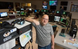 Ham radio volunteers behind weather warning system