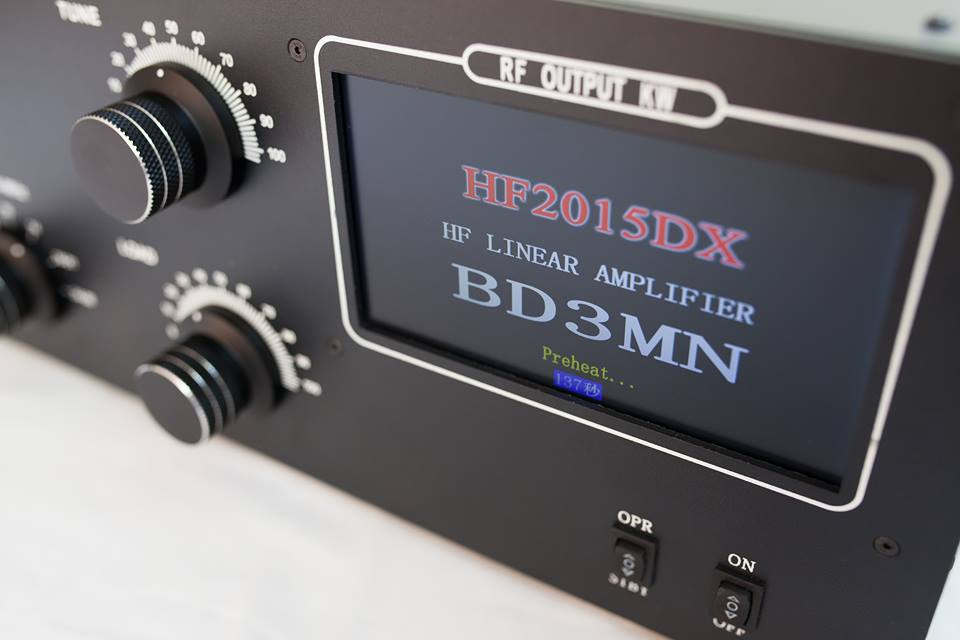 HF Linear 2KW HF2015DX - Chinese
