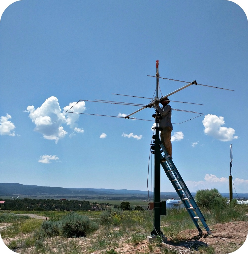 10 6 MOXI 5 | NEW FOR 2015! | 10 METER / 6 METER MOXON YAGI HYBRID BEAM