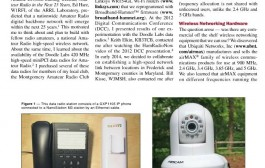High-Speed Wireless Networking in the UHF and Microwave Bands