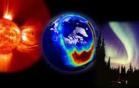 Geomagnetic Storms Likely on November 2-3